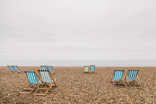 Brighton Pier – England