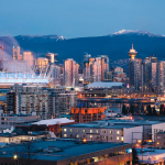 Vancouver Skyline – Morning and Evening