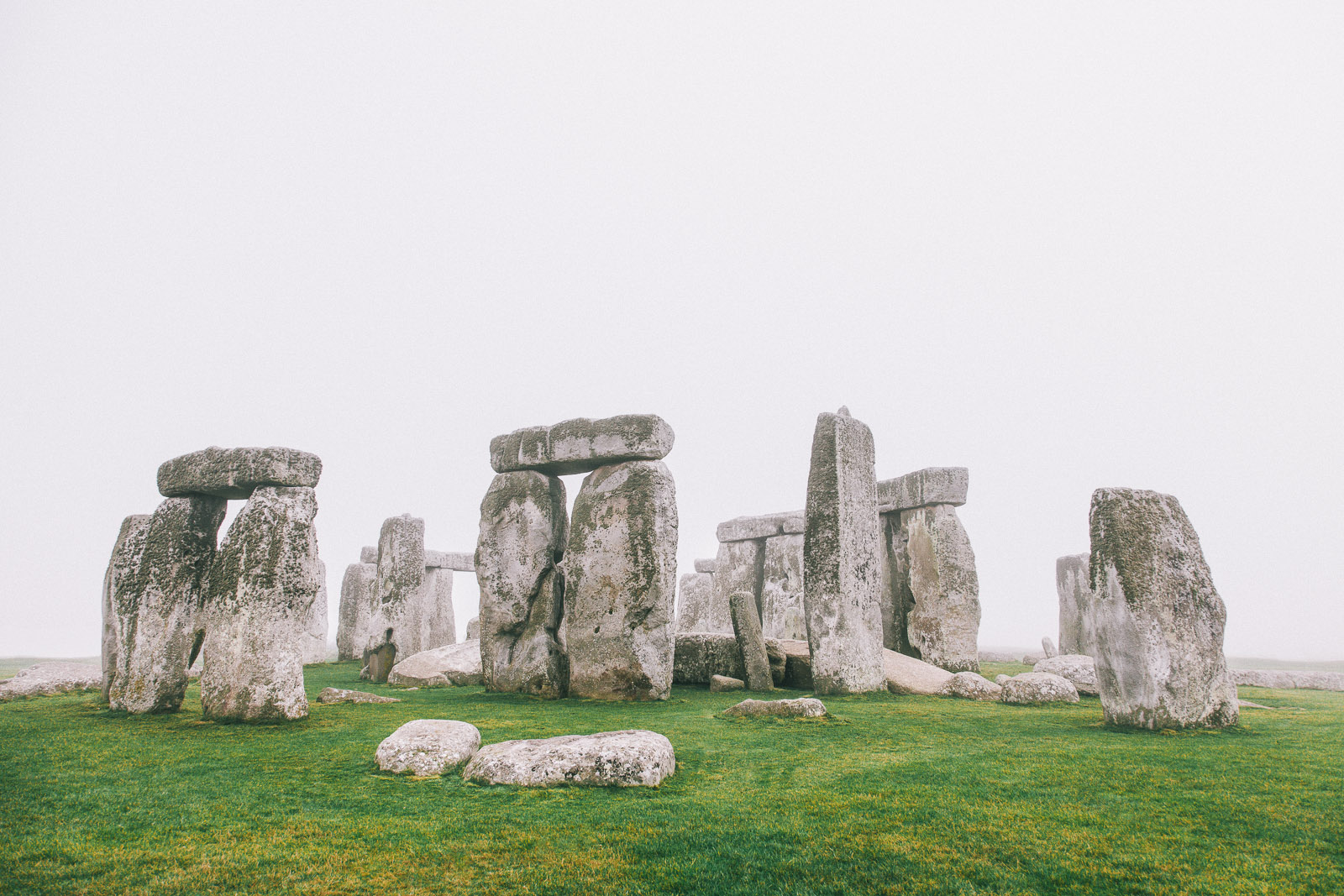 stonehenge fog 3