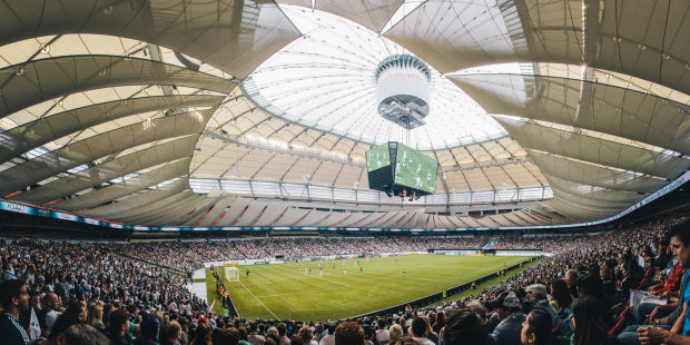 Whitecaps – BC Place Stadium