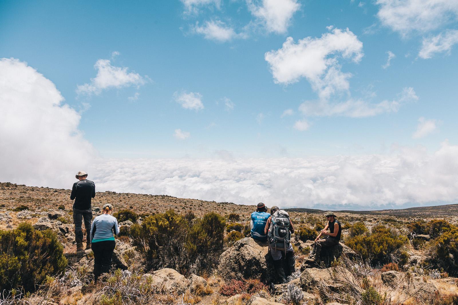 kilimanjaro-hike-rest