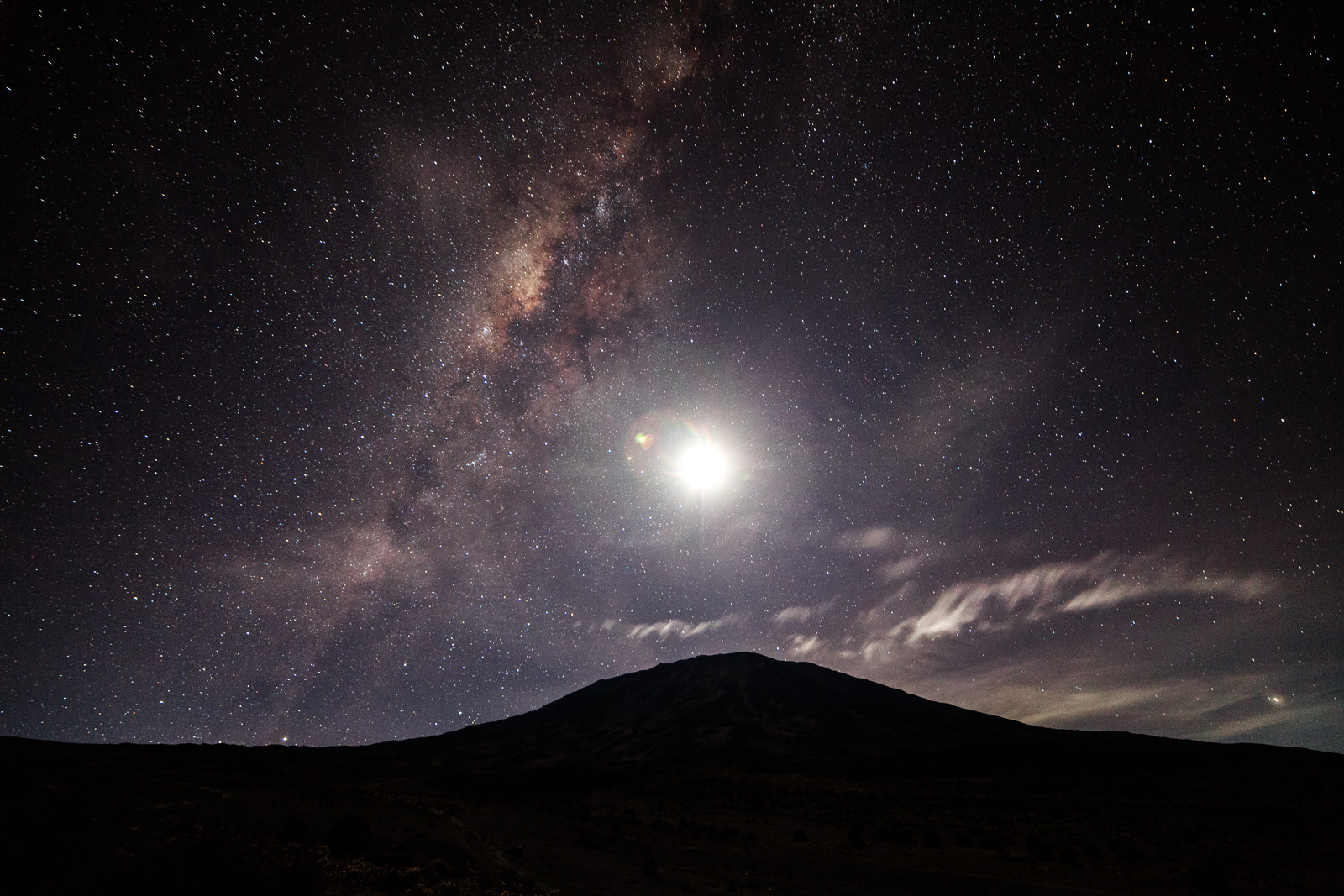 kilimanjaro-milky-way-moon