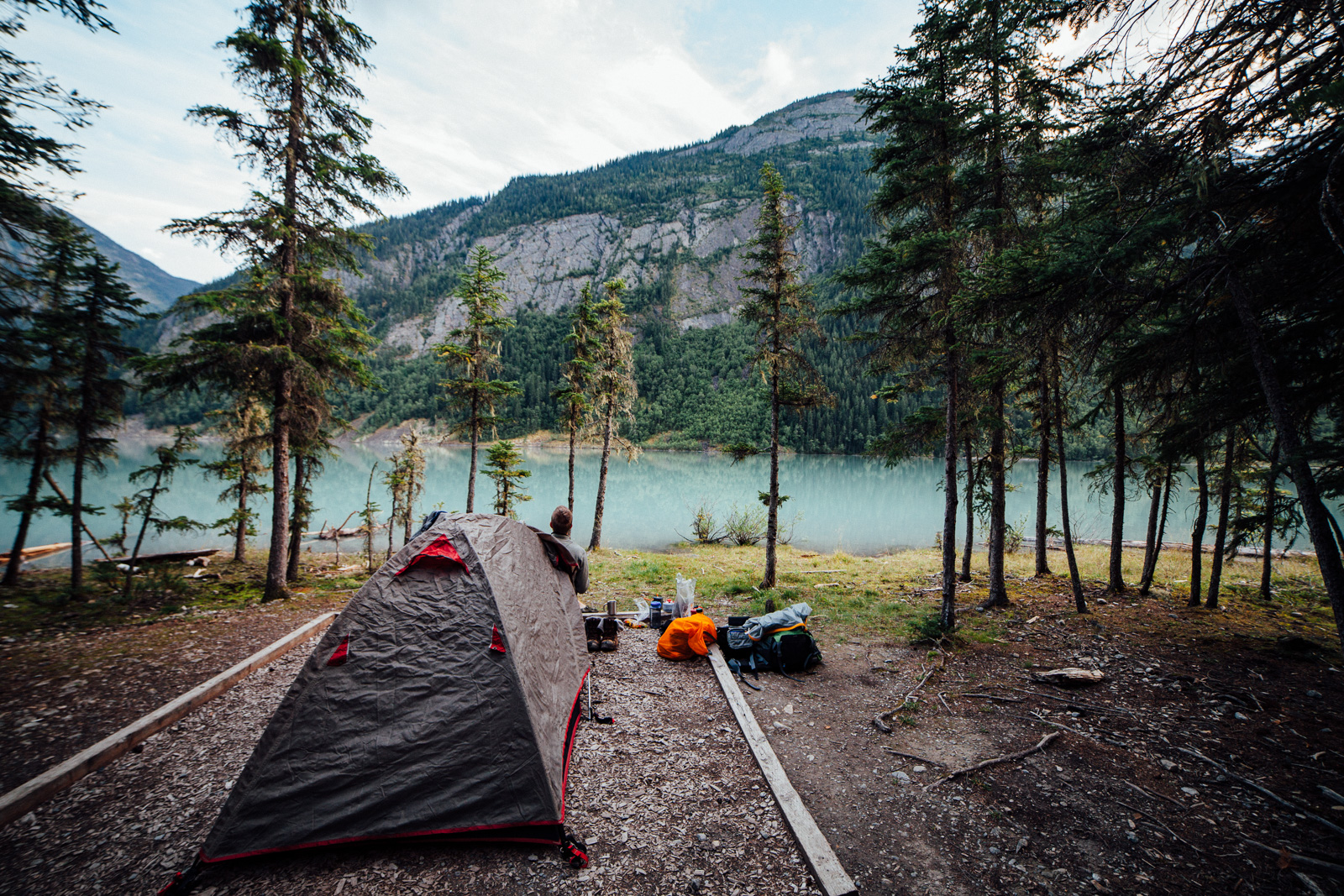 kinney lake campground