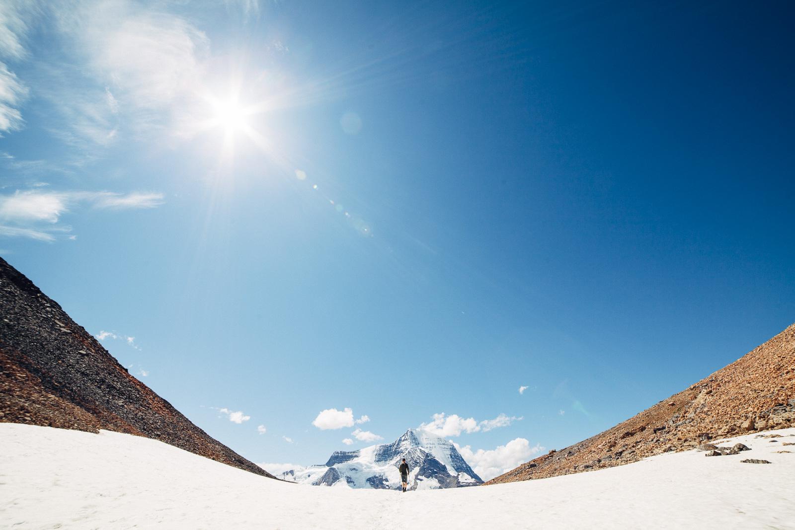 mount robson snowbird pass